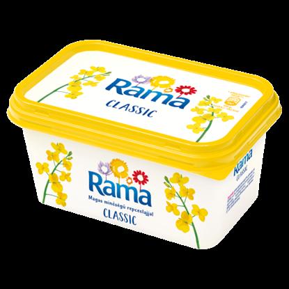Kép Rama Classic csökkentett zsírtartalmú margarin 500 g