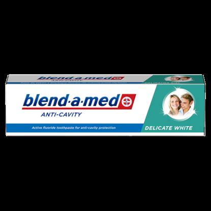 Kép Blend-a-med Anti-Cavity Delicate White Fogkrém, 100 ml