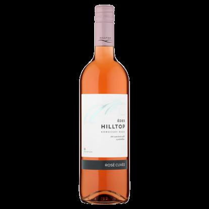 Kép Édes Hilltop Rosé Cuvée rosébor 13,5% 75 cl