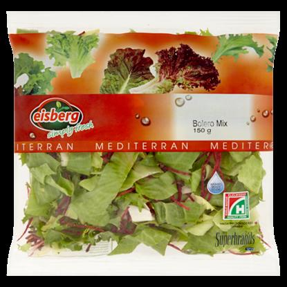Kép Eisberg Mediterran Bolero Mix friss salátakeverék 150 g