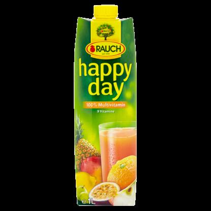 Kép Rauch Happy Day 100% multivitamin vegyes gyümölcslé 1 l