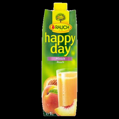 Kép Rauch Happy Day őszibarack nektár C-vitaminnal 1 l
