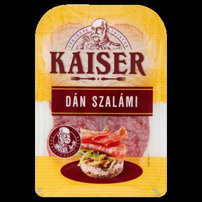 Kép Kaiser szeletelt dán szalámi 75 g