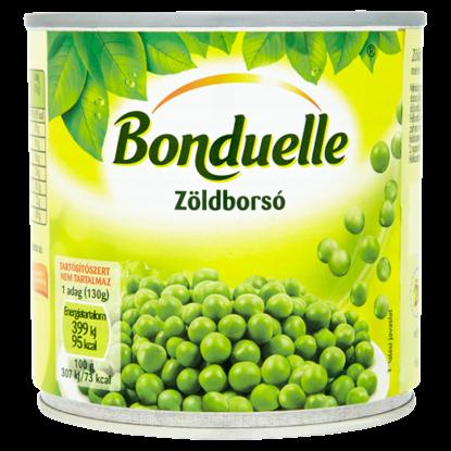 Kép Bonduelle zöldborsó 400 g