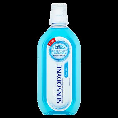 Kép Sensodyne Cool Mint alkoholmentes szájvíz 500 ml