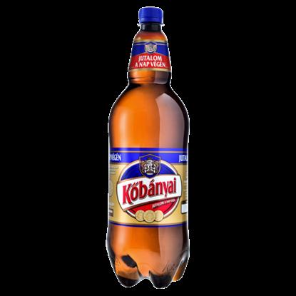 Kép Kőbányai világos sör 4,3% 2 l