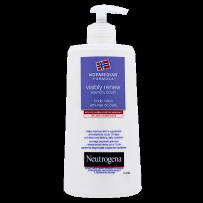 Kép Neutrogena Norvég Formula Visibly Renew testápoló ásványi anyagokkal száraz bőrre 400 g
