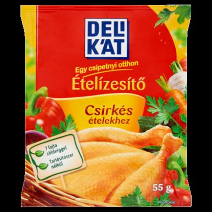 Kép Delikát ételízesítő csirkés ételekhez 55 g