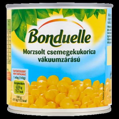 Kép Bonduelle morzsolt csemegekukorica 340 g