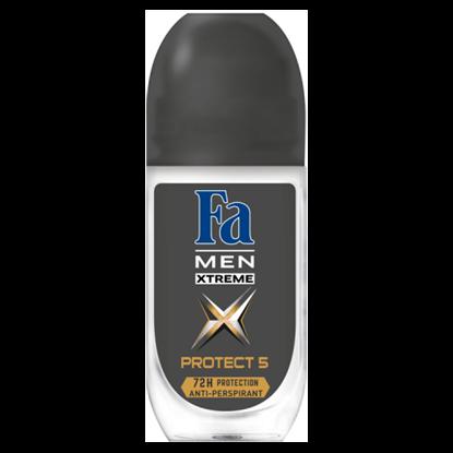 Kép Fa Men Xtreme Protect 5 izzadásgátló golyós dezodor 50 ml