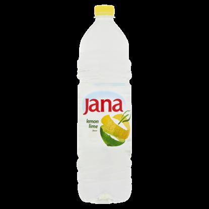 Kép Jana citrom és limetta ízű, energiaszegény, szénsavmentes üdítőital 1,5 l