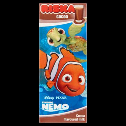 Kép Riska Finding Nemo UHT zsírszegény kakaós tej 180 ml