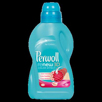 Kép Perwoll ReNew 3D Color finommosószer 16 mosás 1 l