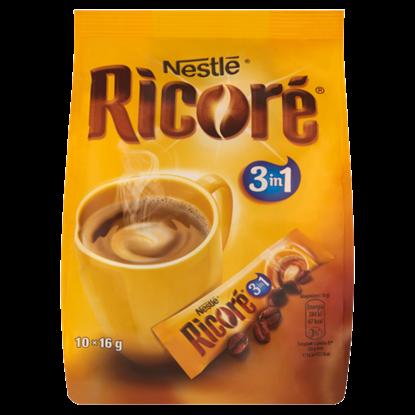Kép Ricoré 3in1 instant kávékeverék cikóriával 10 db 160 g