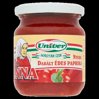 Kép Univer Magyar Ízek Édes Anna nyers, darált édes paprika 200 g