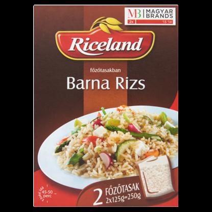 Kép Riceland Barna rizs 2 x 125 g