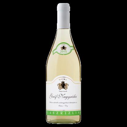 Kép Gróf Nagyrédei Olaszrizling száraz fehér bor 12% 0,75 l