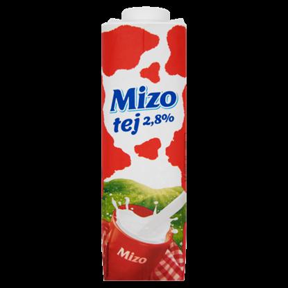 Kép Mizo félzsíros tej 2,8% 1 l