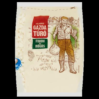 Kép Gazda félzsíros tehéntúró 450 g