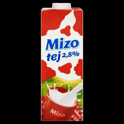 Kép Mizo UHT félzsíros tej 2,8% 1 l