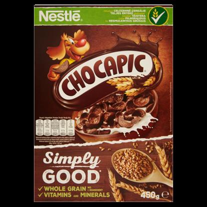 Kép Nestlé Chocapic csokiízű, ropogós gabonapehely 450 g