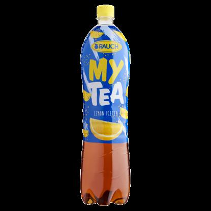 Kép Rauch My Tea Ice Tea citromos üdítőital fekete teából 1,5 l