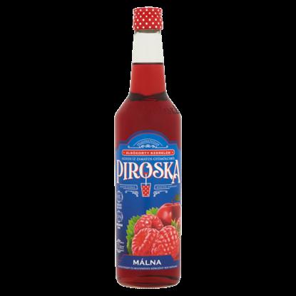 Kép Piroska málna ízű vegyes gyümölcsszörp 0,7 l