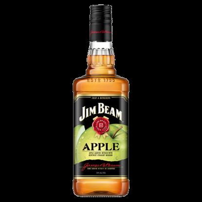 Kép Jim Beam Apple alma ízesítésű Bourbon whiskey alapú likőr 35% 0,7 l