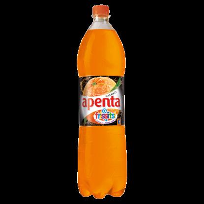 Kép Apenta narancs szénsavas üdítőital természetes ásványvízzel 1,5 l