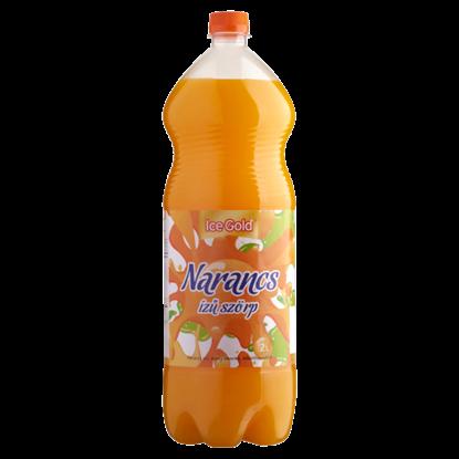 Kép Ice Gold energiamentes narancs ízű szörp édesítőszerekkel 2 l