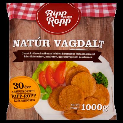 Kép Ripp-Ropp gyorsfagyasztott natúr vagdalt 1000 g
