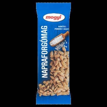 Kép Mogyi hántolt, pörkölt, sózott napraforgómag 100 g