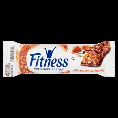 Kép Nestlé Fitness karamellás gabonapehely-szelet 23,5 g