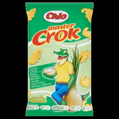 Kép Chio Master Crok hagymás-tejfölös kukoricasnack 40 g