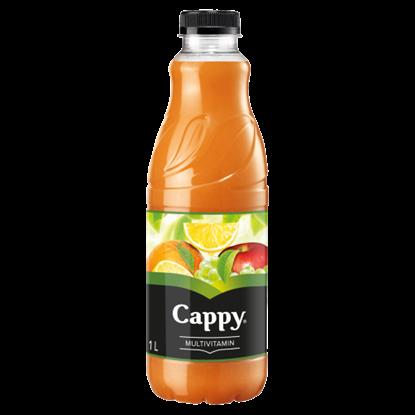 Kép Cappy Multivitamin vegyesgyümölcs nektár hozzáadott vitaminokkal 1 l