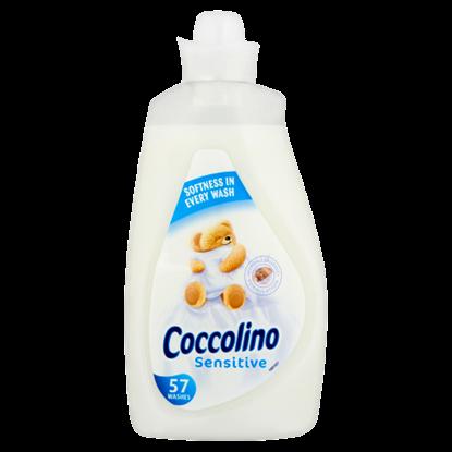 Kép Coccolino Sensitive öblítőkoncentrátum 2 l