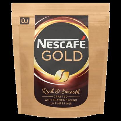 Kép Nescafé Gold azonnal oldódó kávé 50 g