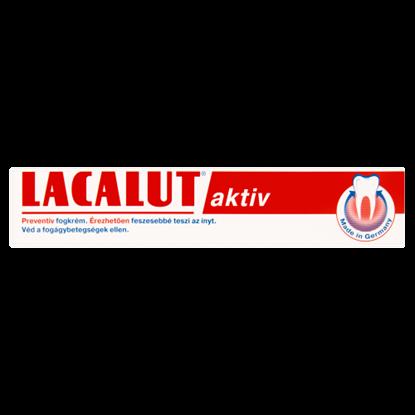Kép Lacalut aktiv preventív fogkrém 75 ml