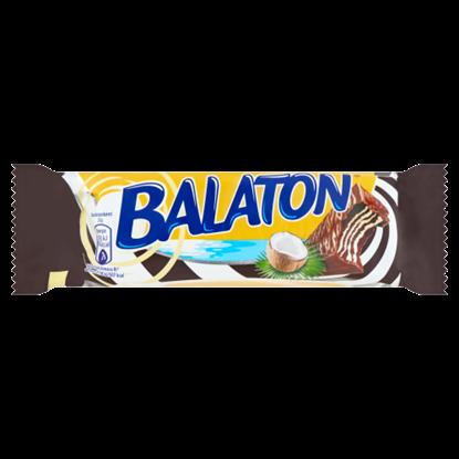 Kép Balaton kókuszos krémmel töltött kakaós ostya kakaós bevonómasszával mártva 28 g