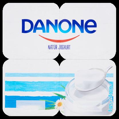 Kép Danone natúr joghurt 4 x 130 g