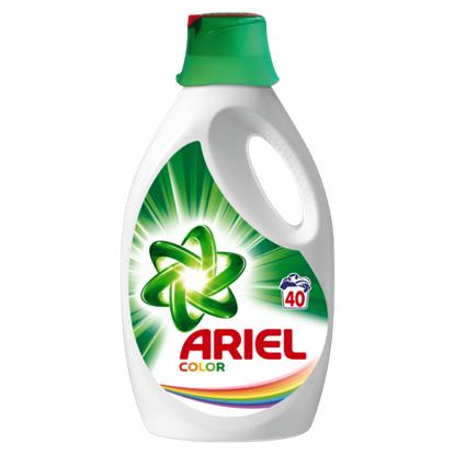 Kép Ariel Color Folyékony Mosószer, 2600 ml, 40 Mosáshoz