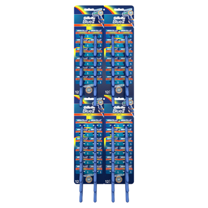 Kép Gillette Blue II Plus Eldobható Férfi Borotva