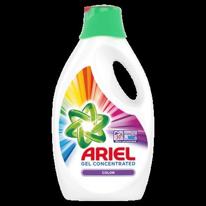 Kép Ariel Color Folyékony Mosószer, 2,75 l, 50 Mosáshoz