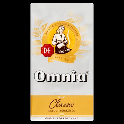 Kép Douwe Egberts Omnia Classic őrölt-pörkölt kávé 250 g