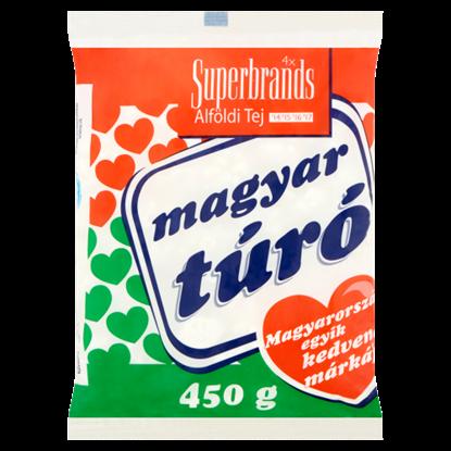 Kép Magyar Túró félzsíros tehéntúró 450 g