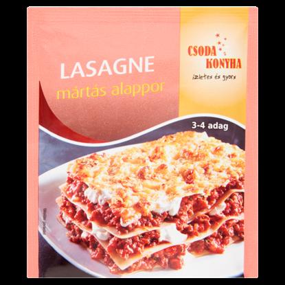Kép Csoda Konyha lasagne mártás alappor 48 g