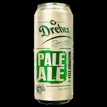 Kép Dreher Pale Ale felsőerjesztésű világos sör 4,8% 0,5 l