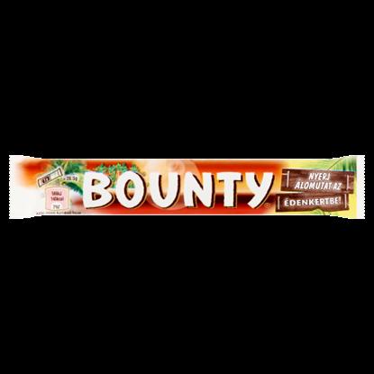 Kép Bounty kókuszos szeletek étcsokoládéba mártva 2 db 57 g