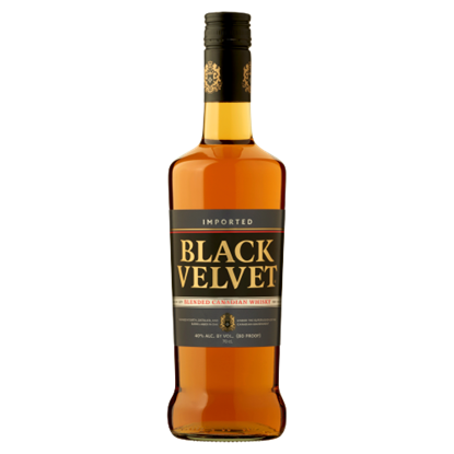 Kép Black Velvet kanadai whisky 40% 0,7 l