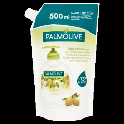 Kép Palmolive Olive & Milk folyékony szappan utántöltő 500 ml